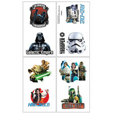 Star Wars Party Supplies CLASSIC TATTOOS Sheet