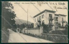 Biella Pollone cartolina QQ6559