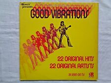 Ronco Presents Good Vibrations 1973 Ronco P-11773 Original 1st 1-B/2-B Press NM-