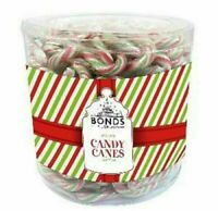 Candy Canes Mini Christmas Tree Peppermint Sweet Vegetarian Halal Decoration
