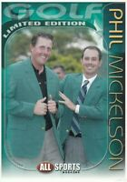 PHIL MICKELSON GOLF ALL SPORTS 1 OF 1750 ROOKIE CARD RC MINT & RARE
