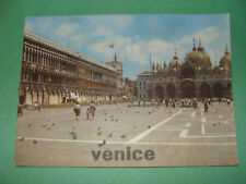 Venice Lido Italy vintage Travel Booklet 1960s