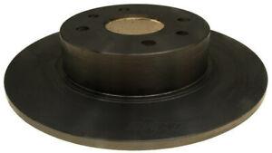Disc Brake Rotor-Non-Coated Rear ACDelco 18A443A
