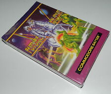 "♦ FUTURE KNIGHT ♦ UNGEÖFFNET ♦ NEW & ORIGINAL SEALED ♦ C64 / 128 ♦ 5,25"" ♦"