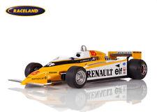 Renault RE20 Turbo F1 elf Sieger GP Österreich 1980 Jabouille, GP Replicas 1:18