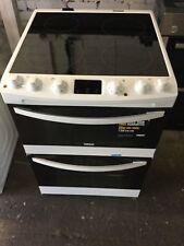 Zanussi ZCI68300WA 60cm Electric Cooker Induction White WT3727