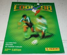 ALBUM VIERGE PANINI FOOT 98 FOOTBALL 1997-1998 FRANCE EMPTY LEER VUOTO VIDE