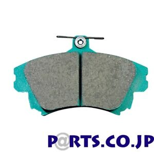 Project Mu RACING-N + Brake Pad Front For Nissan  without 4WD/ABS Blue Bird