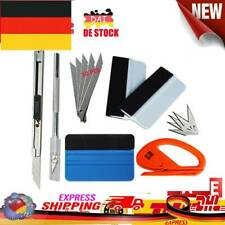 Auto Folien Set Werkzeuge Signieren Car Wrapping Rakel Filz Folie Messer - DHL