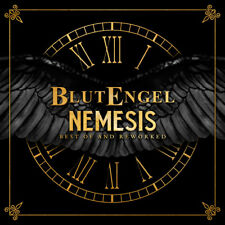 BLUTENGEL Nemesis: The Best Of & Reworked (Deluxe Edition) 2CD Digipack 2016