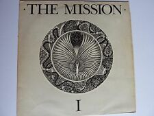 """THE MISSION I  12"""" SINGLE  SERPENTS KISS WAKE NAKED AND SAVAGE"""