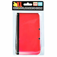 Project Design Hard Protective Crystal Case for Nintendo New 3DS XL