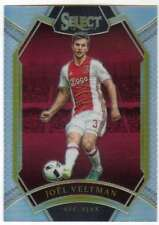 2016-17 Panini Select Soccer Field Level Silver Prizm #232 Joel Veltman