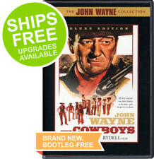The Cowboys (DVD, 2007, Deluxe Edition) NEW, Sealed, John Wayne