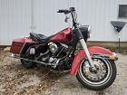 "1983 Harley-Davidson Touring  1983 Harley FLHT Shovelhead 1340 80 FXS Lowrider FXE Custom Touring 96"" Engine"