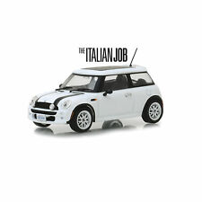The Italian Job 2003 Mini Cooper - white