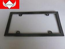 Carbon Fiber Design License Plate Frame