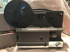 VINTAGE BELL & HOWELL MULTI MOTION  8 MM SUPER 8 MOVIE MOVIE PROJECTOR #1623Z