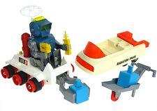 Vintage Eldon Billy Blastoff Robbie Robby Battery Operated Walking Robot Works