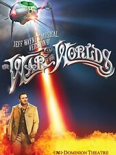 """War of the Worlds 16"""" x 12"""" Reproduction Poster Photograph"""