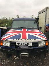 1996 Land Rover discovery 300tdi diesel 3-door off road spec off-roader NO RUST