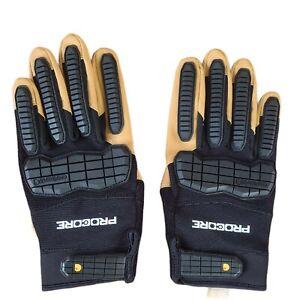 Carhartt Men High Dexterity Ballistic Ventilated Gloves XL Black Barley A743