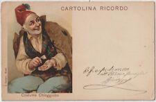 ITALIA 1900 CHIOGGIA COSTUME CHIOGGIOTTO