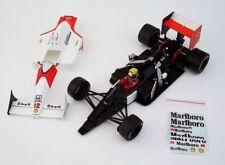 McLaren MP4/4 Honda V6 Ayrton Senna 1988 Champion IXO PREMIUM Marlboro 1/18 !