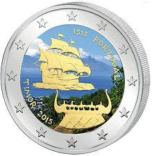 Schifffahrt Münzen aus Portugal nach Euro-Einführung