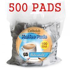 500 Kaffeepads Caféclub Megabeutel Naturmild 5 x100 Pads EINZELN AROMA VERPACKT!