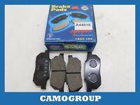 Tabletas Pastillas Freno Delanteros Front Brake Pad HONDA Prelude 2 83 87 JPA414