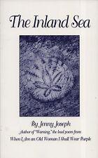 "JENNY JOSEPH - ""THE INLAND SEA"" - PAPIER-MACHE PRESS, WATSONVILLE, CA (1989)"