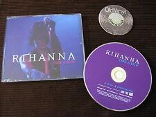 2 Track Promo CD Rihanna Take a Bow 2008 EUROPE