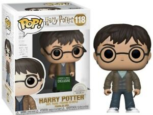 FUNKO POP! BOOKS HARRY POTTER WITH WANDS #118 EXCLUSIVE NEW WIZARDING WORLD