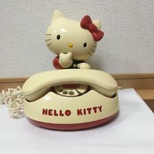 Sanrio 1976 Hello Kitty Figura Vintage Telefono Combinazione Tipo