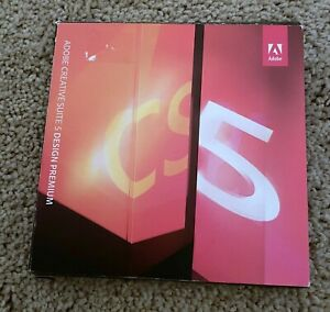 Adobe Creative Suite CS5 Design Premium Upgrade