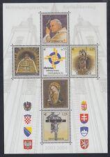 Österreich Austria 2004 ** Bl.24 Katholikentag Papst Paul II Pope Kreuz [sr619]