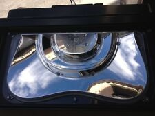 GE Evolve LED Area Light Wall Pack Modular Fixture, 94w, 347-480V. NOS