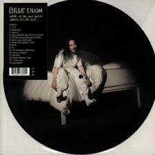 EILISH, Billie - When We All Fall Asleep Where Do We Go? - Vinyl Picture Disc LP