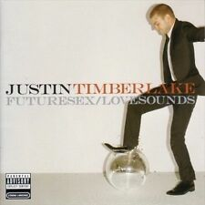 JUSTIN TIMBERLAKE - FutureSex/LoveSounds [PA] (CD) - NEW! AWESOME! Take a L@@K!