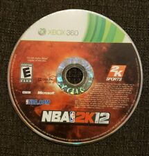NBA 2K12  Xbox 360 (DISC ONLY)