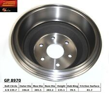 Brake Drum Rear Best Brake GP8970