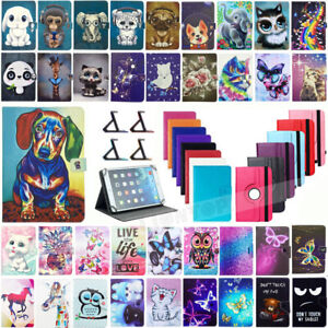 For Lenovo Tab M10/P10/E10/Tab 10 10.1 inch Universal Leather Stand Case Cover