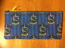 Harry Potter / Ravenclaw / Blue Handmade Pencil Case / School Supplies