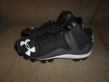"""UNDER ARMOUR """"ARMOUR BOUND"""" BASEBALL CLEATS-ATHLETIC SHOES-SIZE 7-NICE!"""