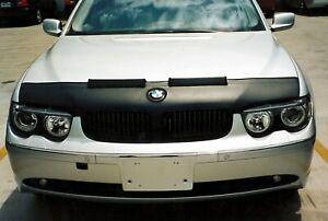 Colgan Custom Sport Hood Bra Mask Fits 2002-2005 BMW 745i 745Li & 760i W/Emblem