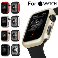 For Apple Watch iWatch 1/2/3/4 Hard PC Bumper Case Cover Protector 38/42/40/44mm