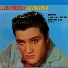 Chu-Bops #48 Elvis Presley - Loving You - Collectible 1980s Mini-LP Cover!