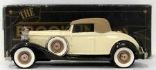 Brooklin 1/43 Scale BRK6 012  - 1932 Packard Light 8 Coupe Cream/Tan