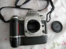 Nikon F80  Set mit Batteriegriff  MB 16 guter zustand